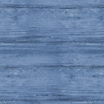 Washed Wood - Marine Blue