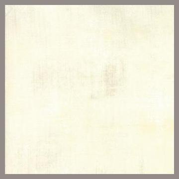 Grunge Stoff - Winter White