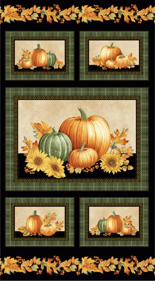 Panel Autumn Elegance