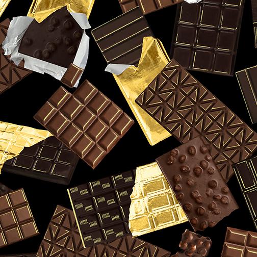 Chocolicious einfach Schokolade