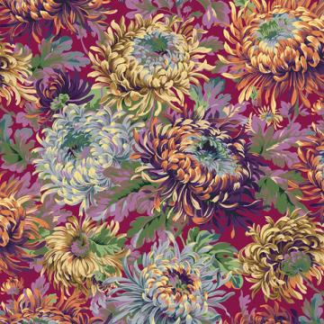 Chrysanthemen WINE von Philip Jacobs