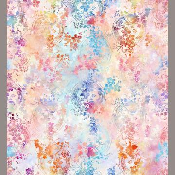 Garden of Dreams - Ivy Rings Soft Peach
