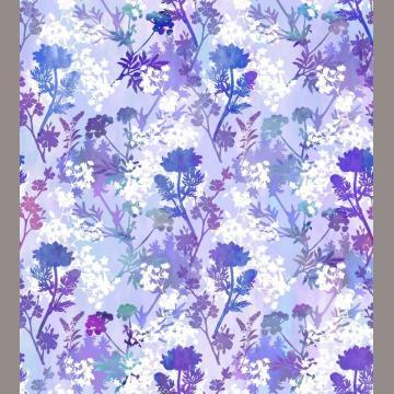 Garden of Dreams - Sprigs - Purple Brilliance