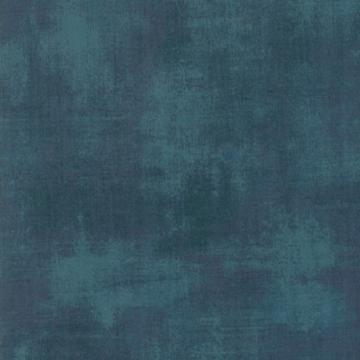 Grunge Stoff - Deep Teal
