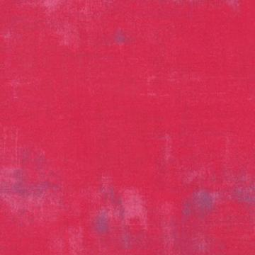 Grunge Stoff - Raspberry