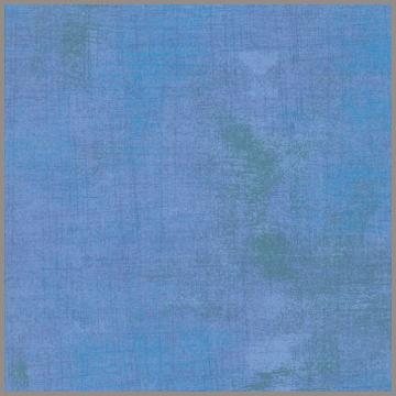 Grunge Stoff - Heritage Blue