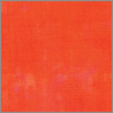 Grunge Stoff - Tangerine