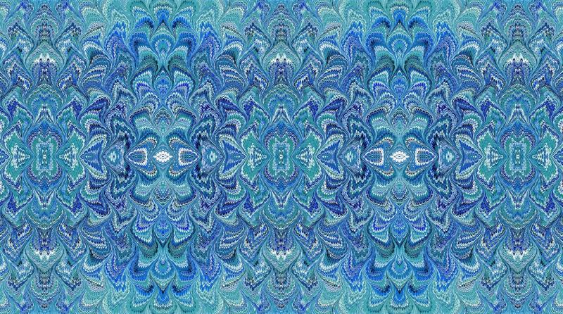 Marble Essence - Verona Teal