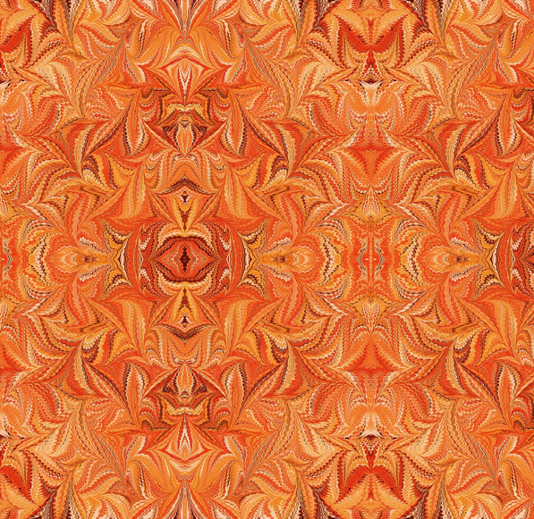 Marble Essence - Genova Orange