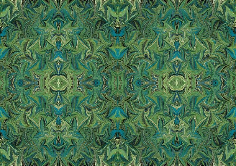 Marble Essence - Genova Green