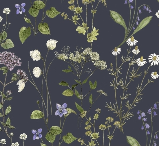 Midsummer Meadow Sweet Graphite