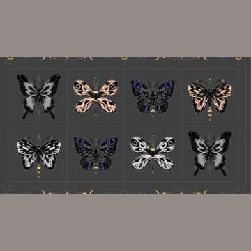"""Panel """"Schmetterling"""""""