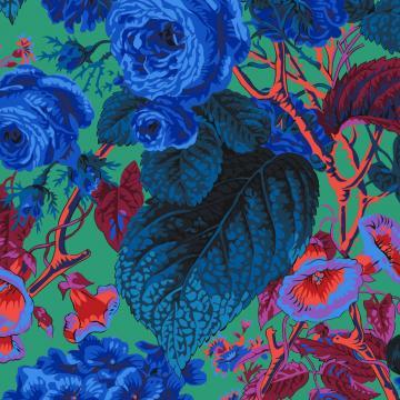 Rose and Hydrangenas Blau von Philip Jacobs