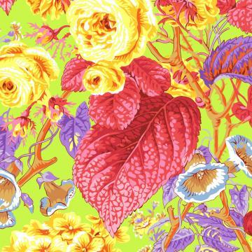 Rose and Hydrangenas Citrus von Philip Jacobs