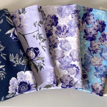 Stoffpaket Violet Twilight