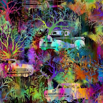 Urban Jungle - Autos