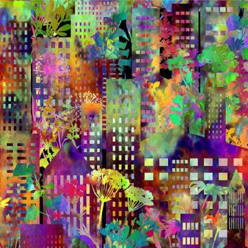 Urban Jungle - City