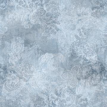 Vintage Farmhouse - Ornamente nostalgisch ice blue