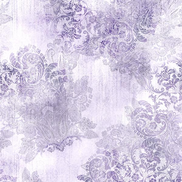 Vintage Farmhouse - Ornamente nostalgisch lavender