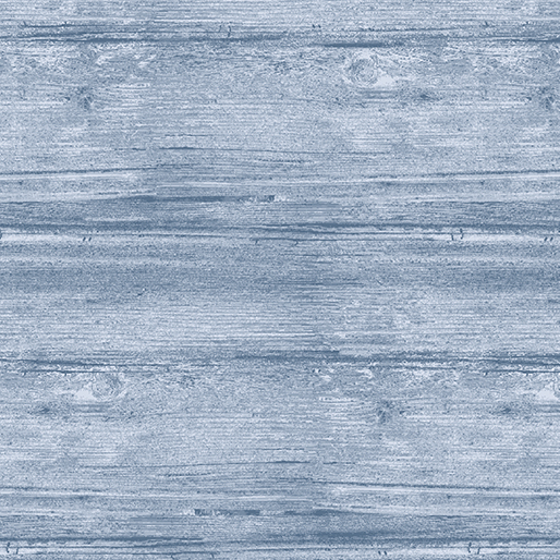 Washed Wood - Sea Blue