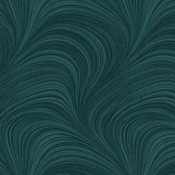 Waves Texture  teal
