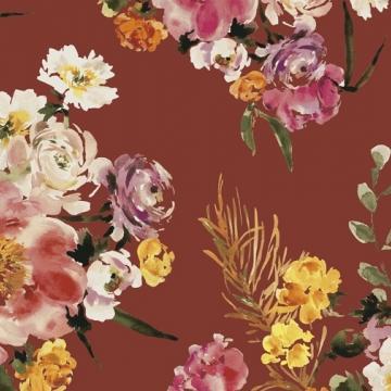 Wildflower - Cinnabar