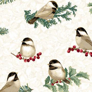 Winter Elegance - Winter Meisen natural