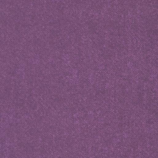 Winter Wool Flannel - plum